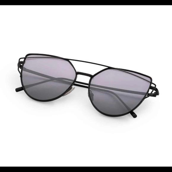 Shein Black Sunglasses